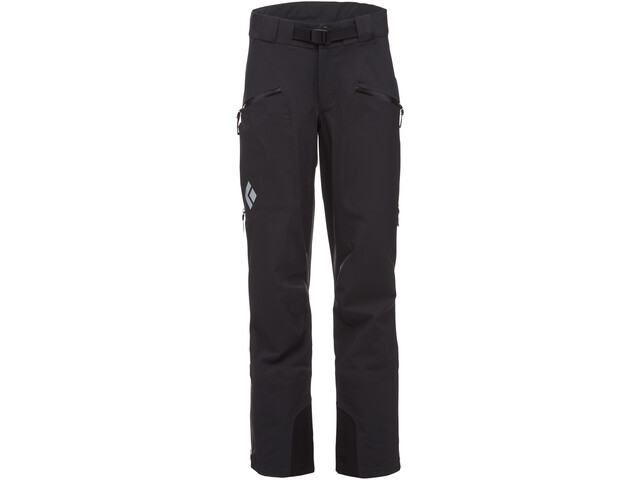 Black Diamond Recon Pantalones Esquí Elásticos Mujer, black